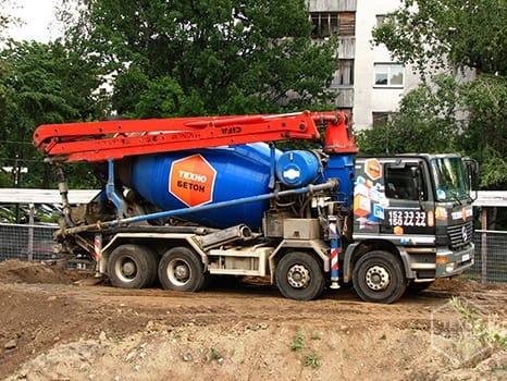 Купить миксер для бетона с насосом монолитное перекрытие из керамзитобетон